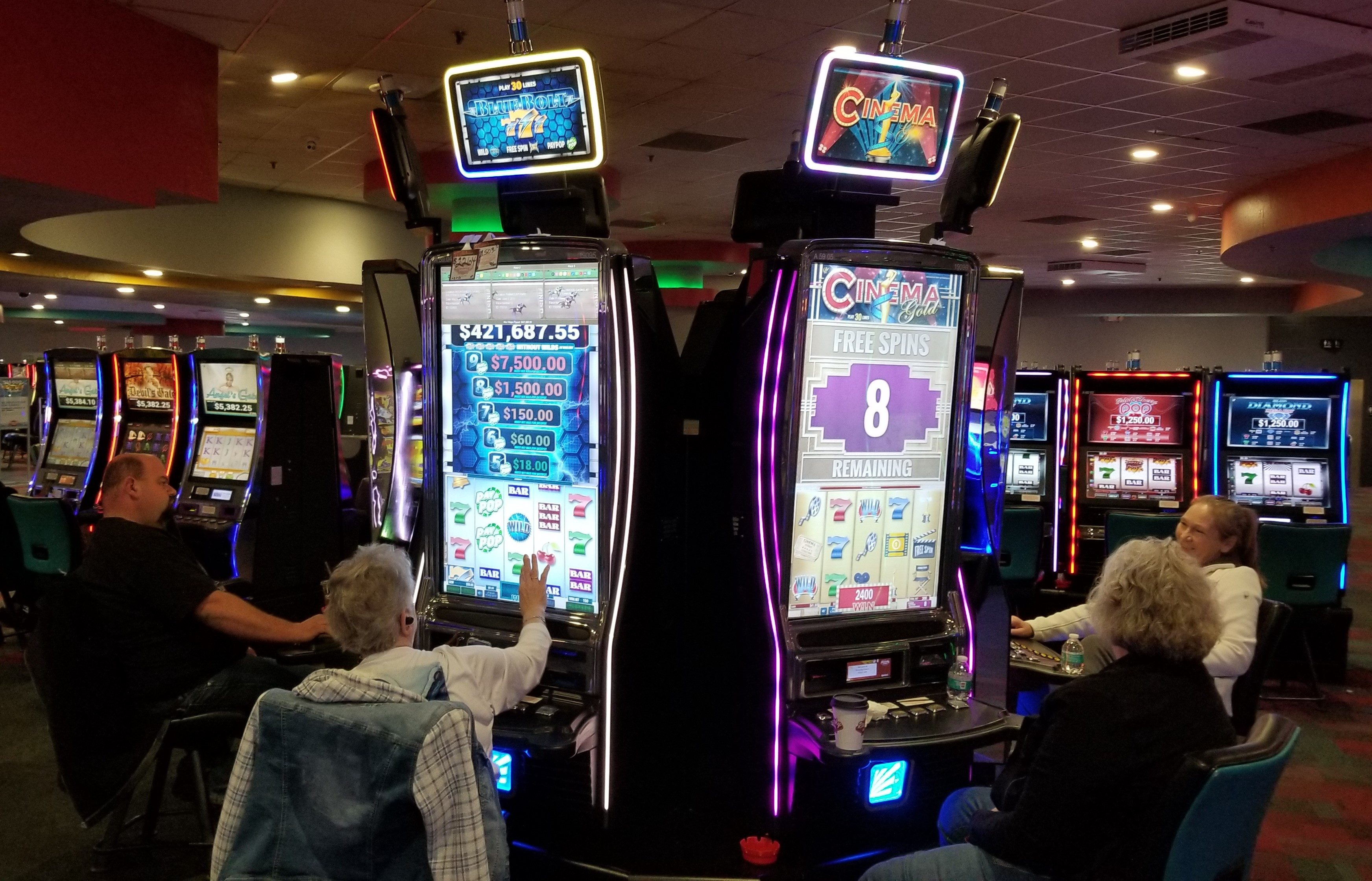 Slot Machine Repair Louisville Ky