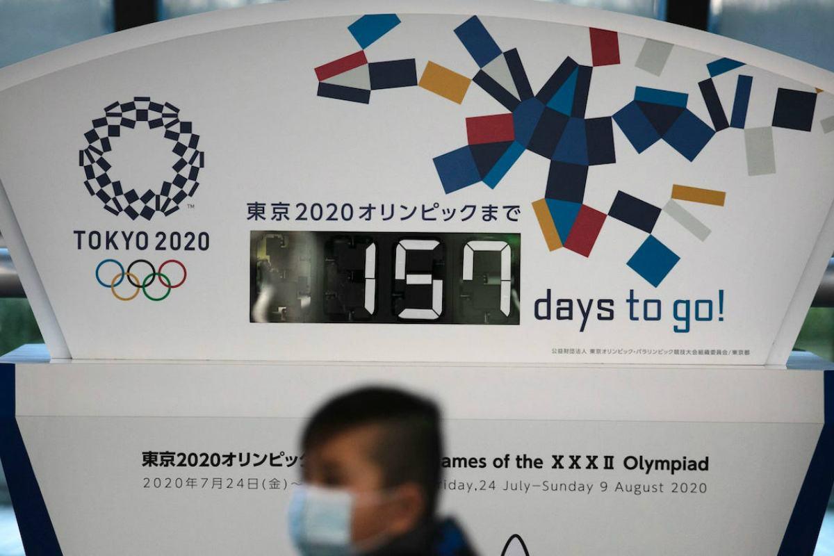 Summer Olympics odds Tokyo