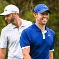 Dustin Johnson golf odds McIlroy