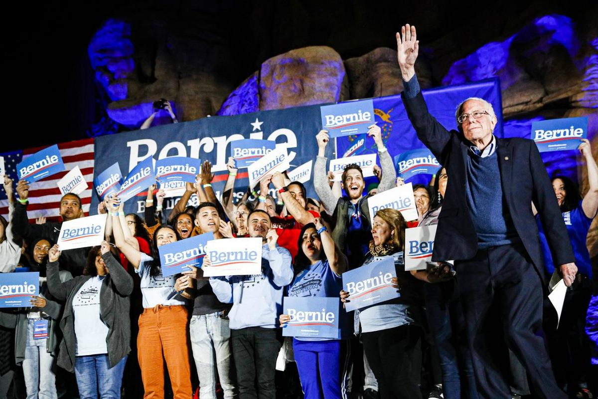 Bernie Sanders 2020 odds Trump
