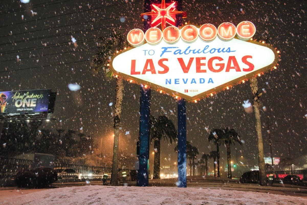 Las Vegas Strip casino revenue GGR