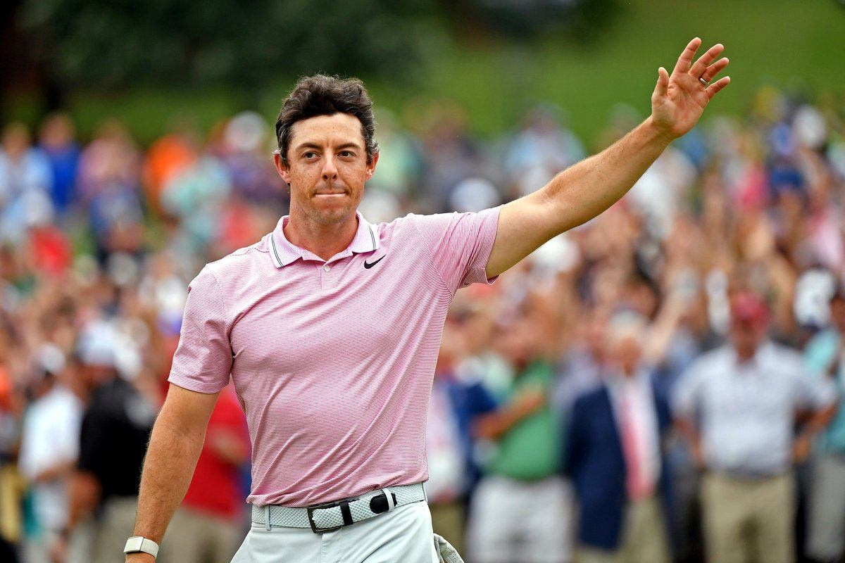 Rory McIlroy golf odds Tiger