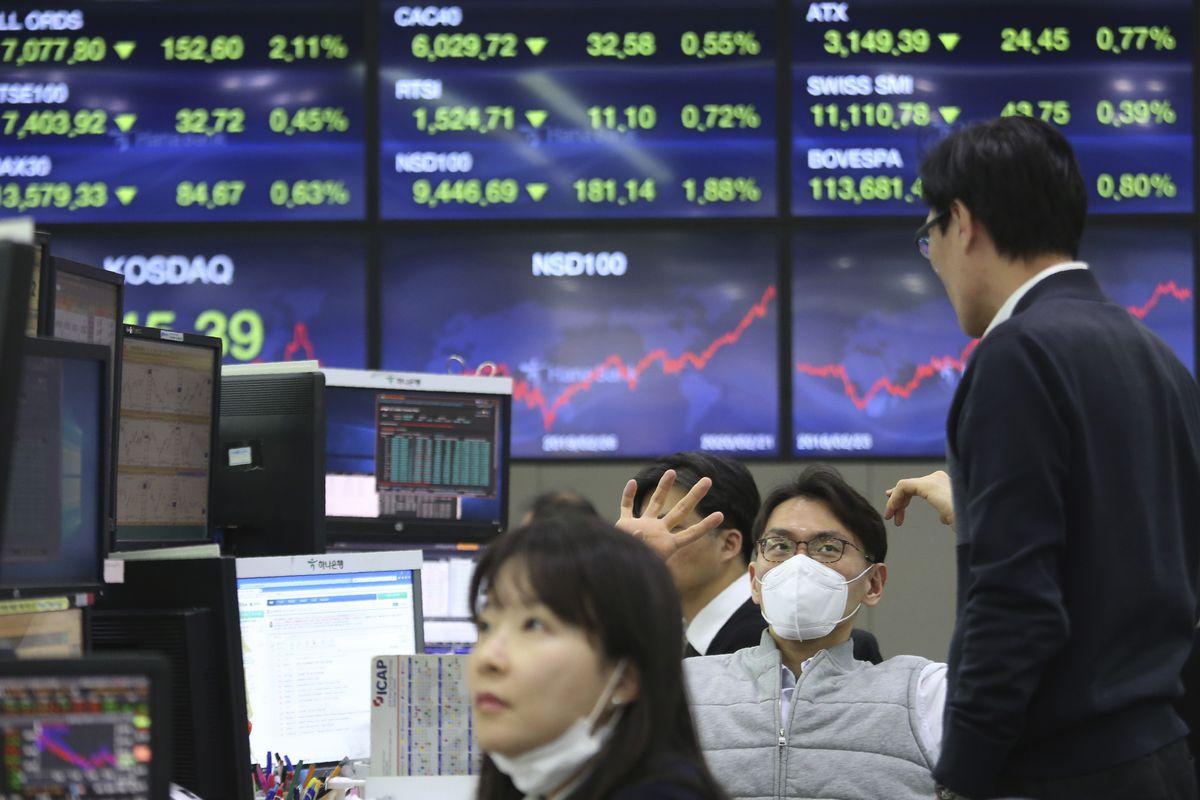 gaming stocks markets coronavirus