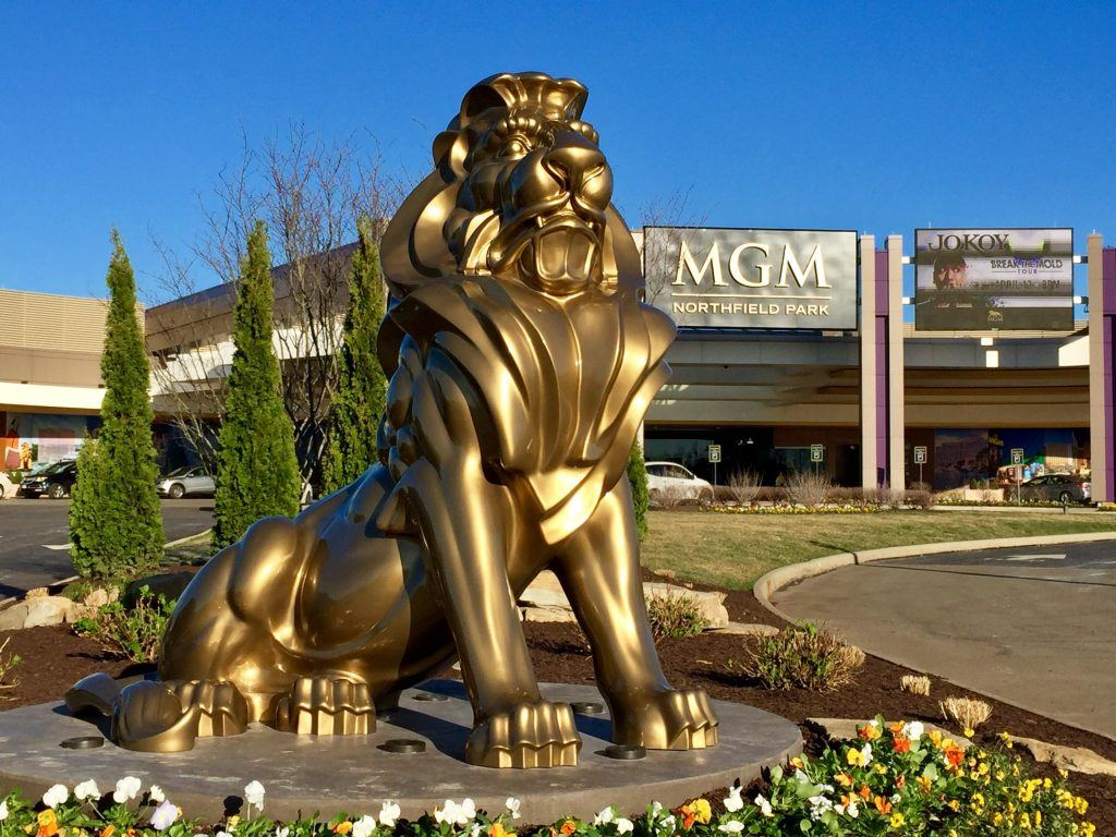 MGM Northfield Park Donates $10,000 to Fight Human Trafficking in Ohio