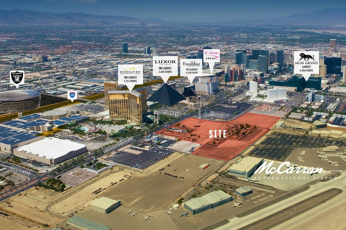 Las Vegas Strip land auction