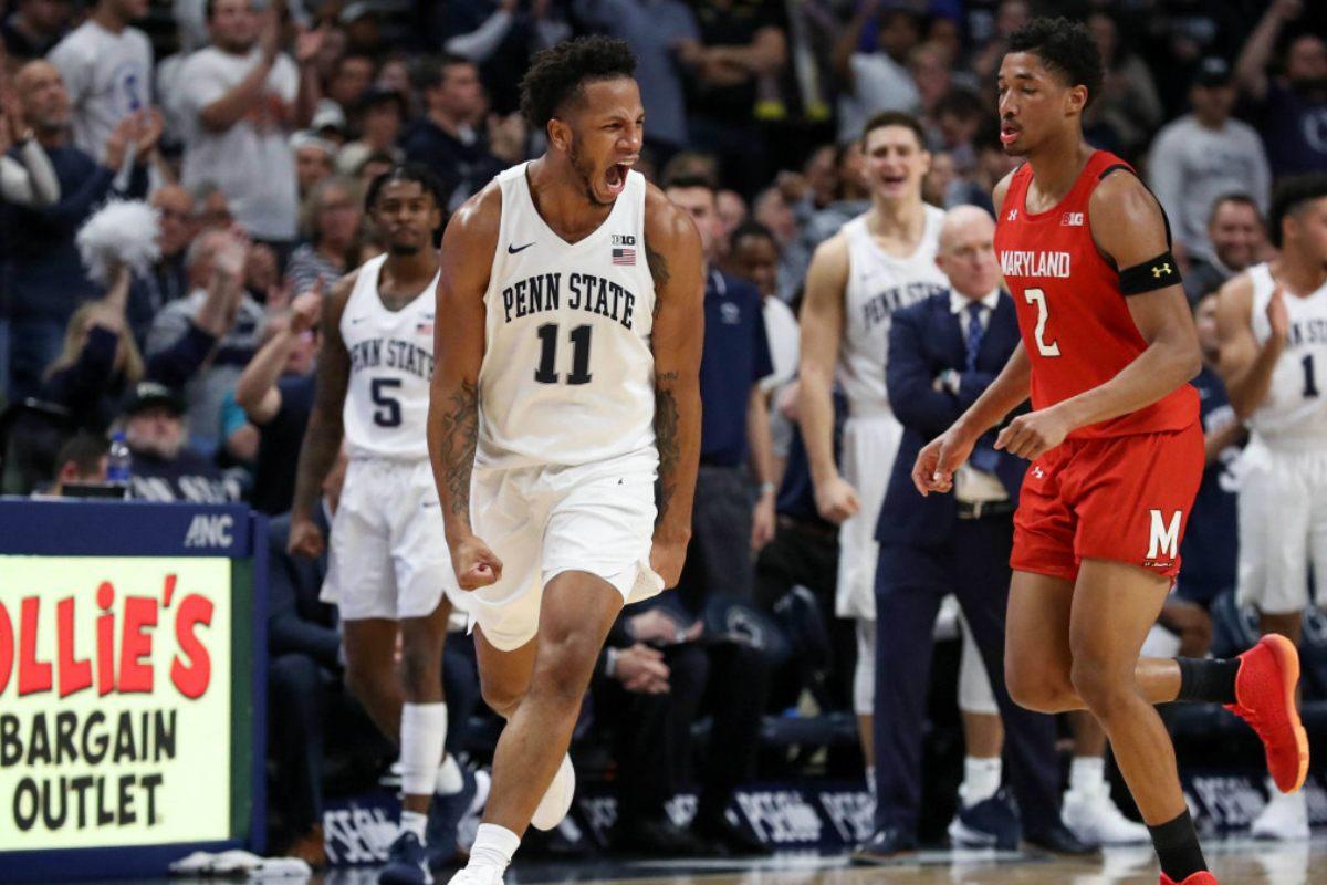 Penn State basketball odds NCAA