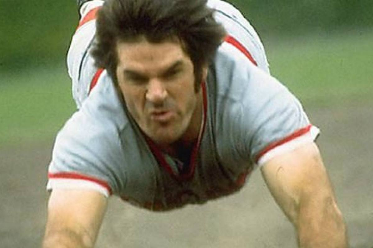 Pete Rose MLB odds sports betting