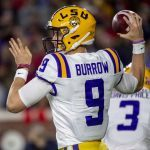 NFL Draft Odds: Could Bengals Bypass Joe Burrow Due to Small Hands Measurement?