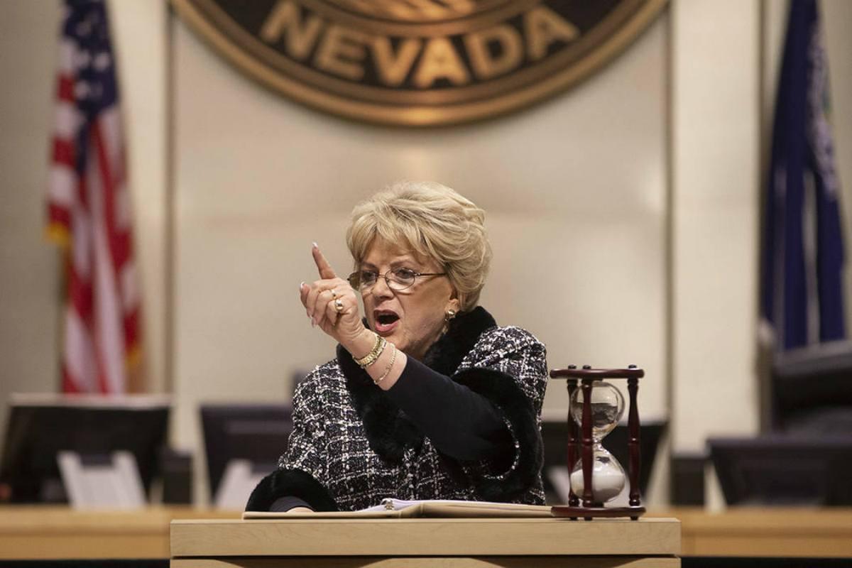 Las Vegas coronavirus COVID-19