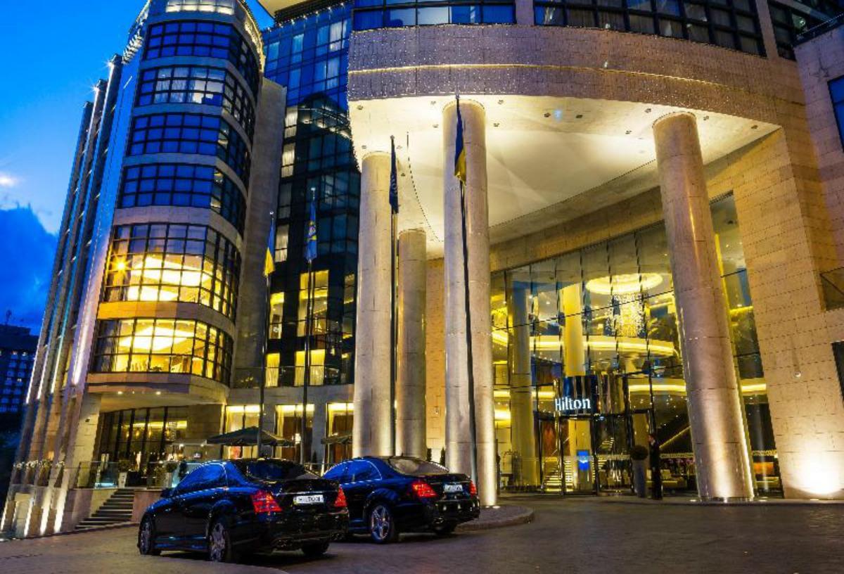 Hilton Kyiv Ukraine casino