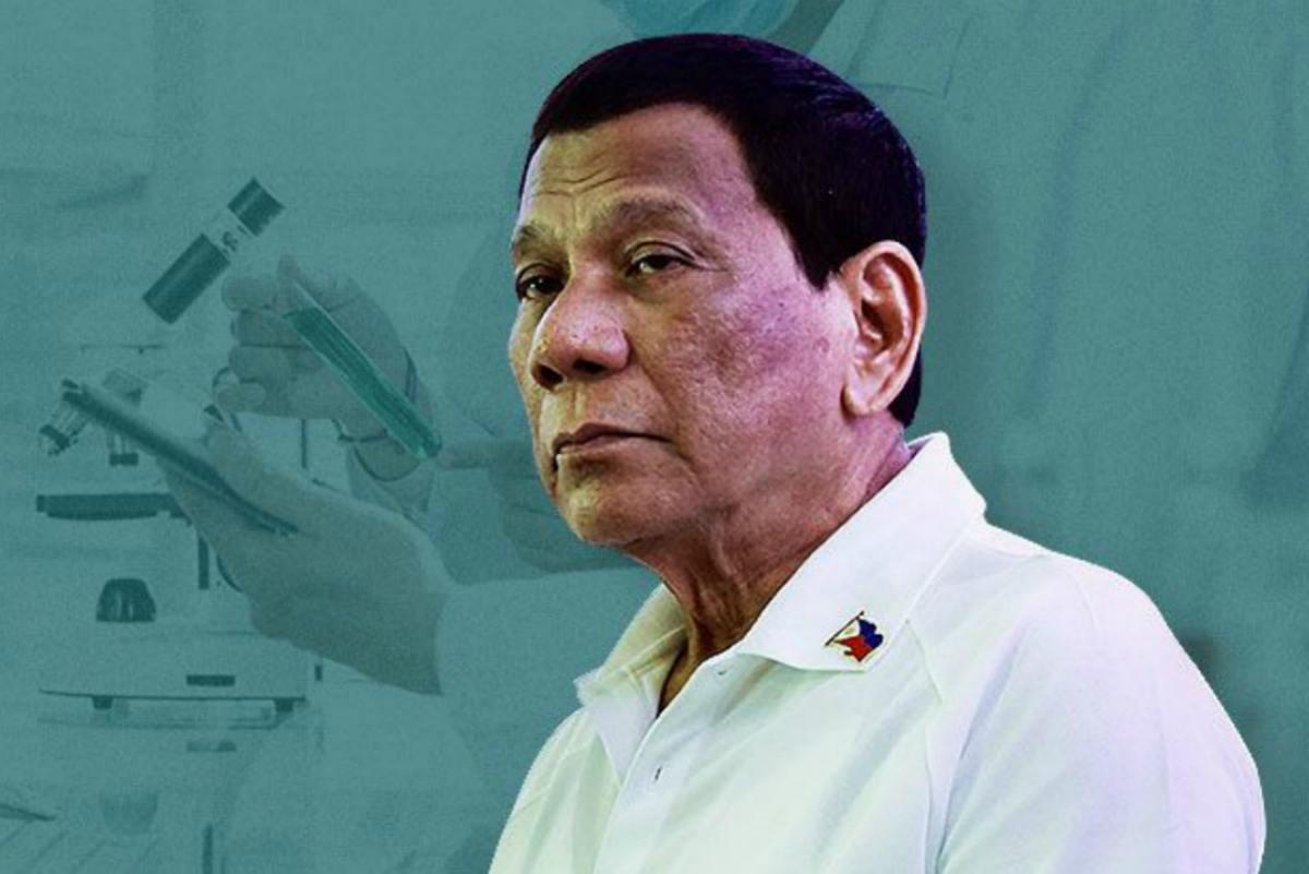 Philippines casino Duterte coronavirus