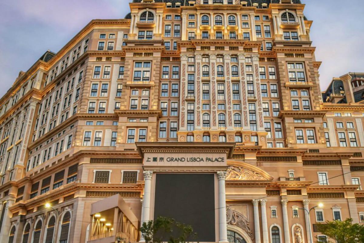Macau Grand Lisboa Palace SJM Holdings