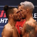 Kevin Lee Favored Over Charles Oliveira as UFC Fight Night 170 Goes Forward Despite Coronavirus