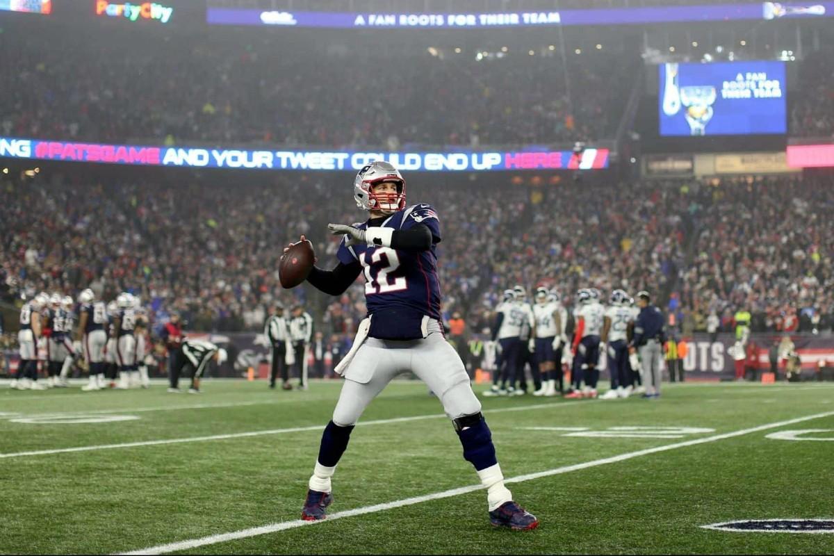 Tom Brady Las Vegas Raiders odds