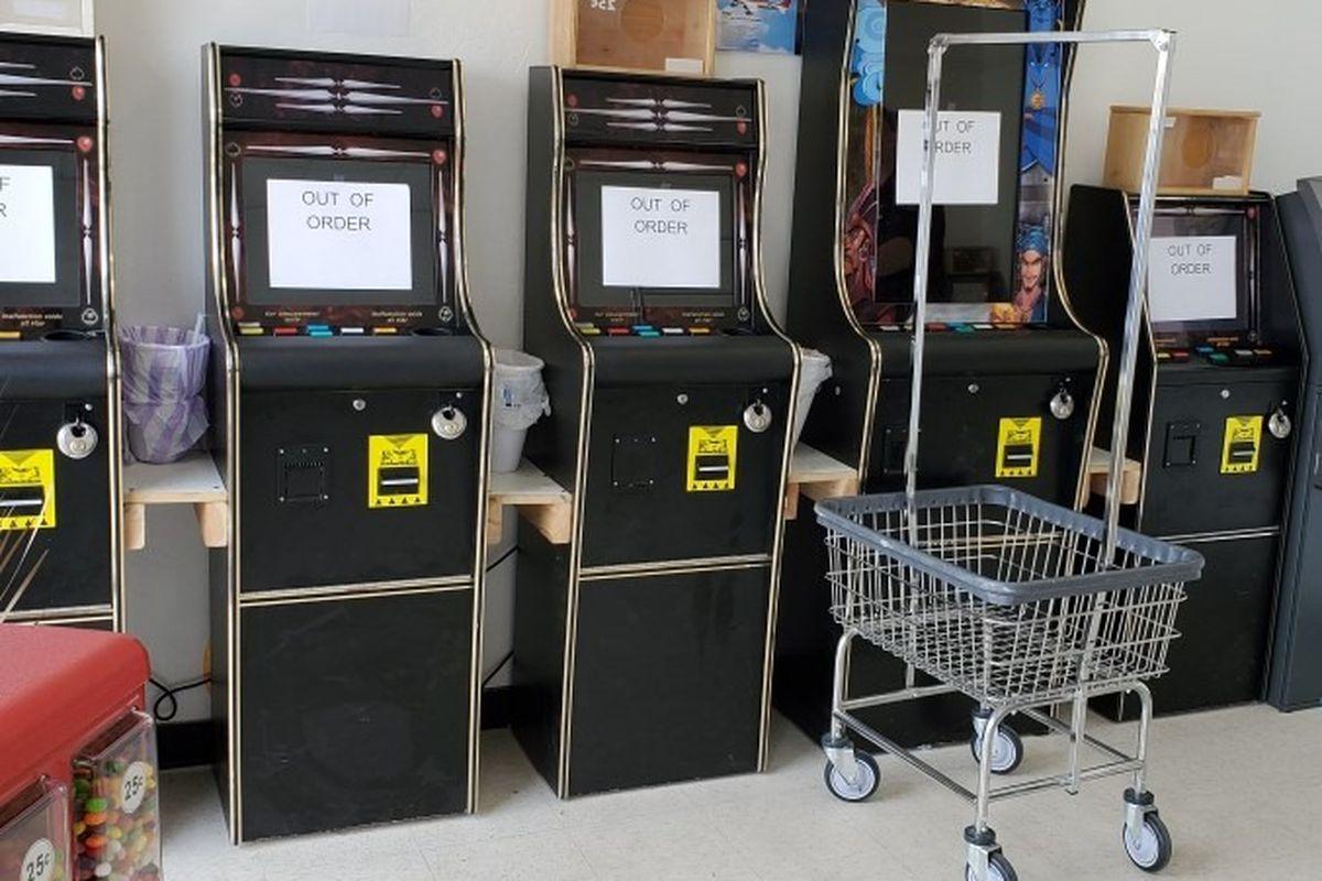 Utah fringe gambling machines