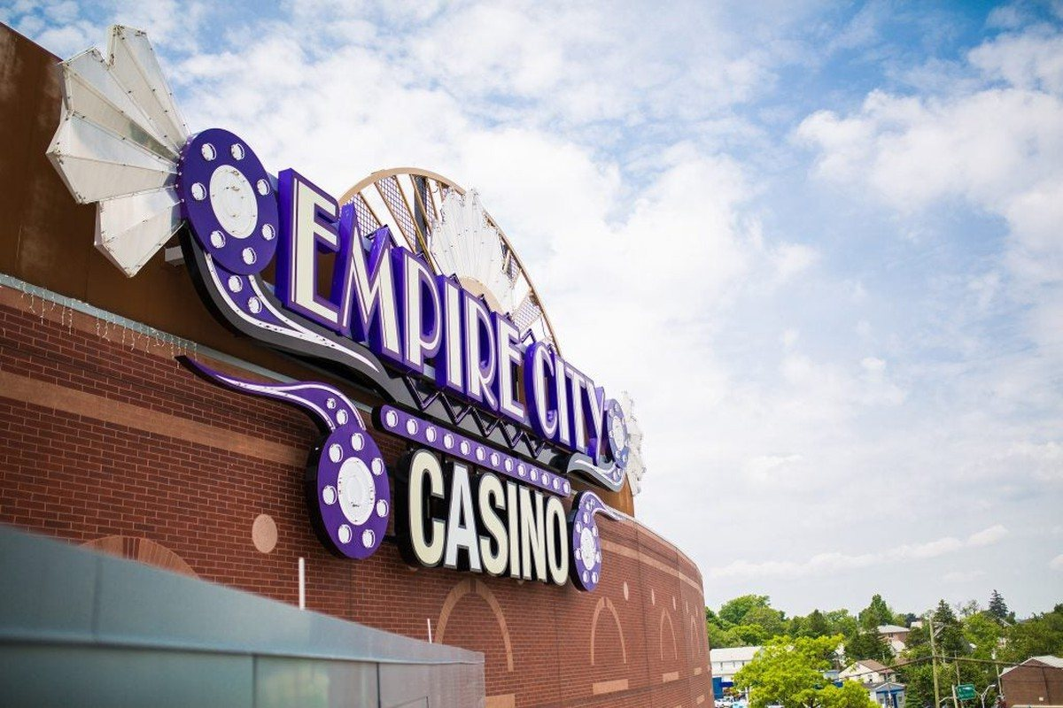 New York sports betting Empire City Casino