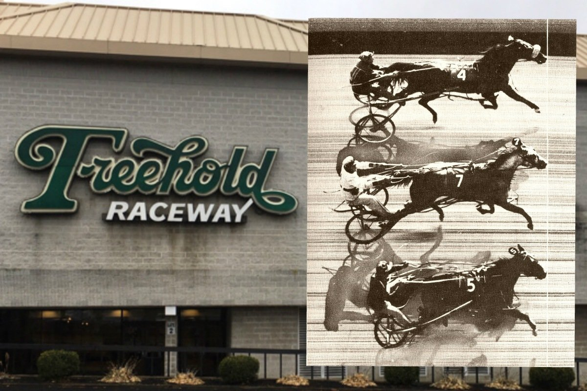 Freehold Raceway New Jersey sports betting