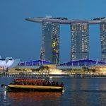 Marina Bay Sands Implements Social Distancing Measures as Singapore Coronavirus Cases Swell