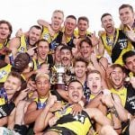 Aussie Rules Football Kicks Off 2020 Season Thursday as Defending Champs Richmond Hosts Carlton (VIDEO)