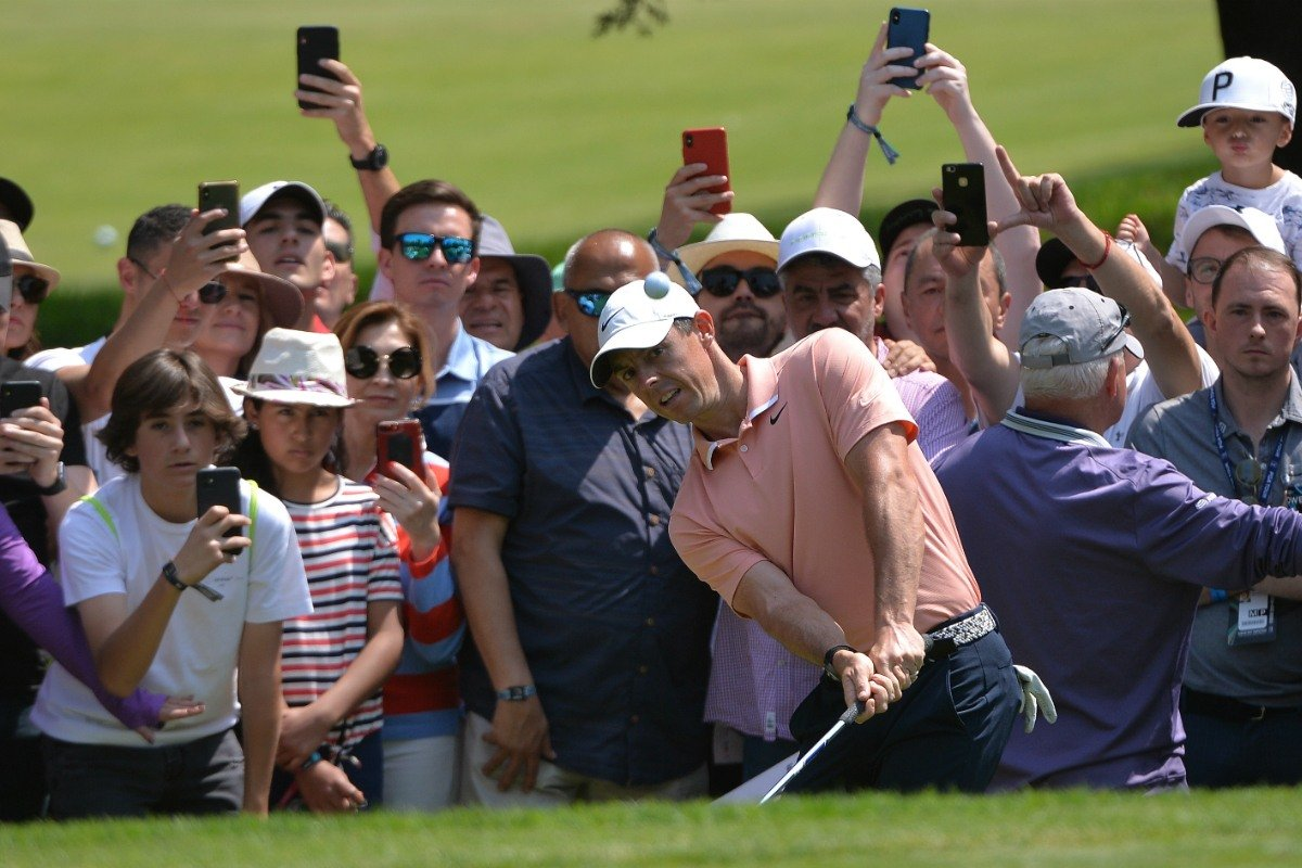Rory McIlroy golf odds Arnold Palmer