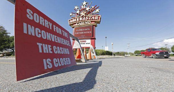 commercial casinos coronavirus tribal gaming