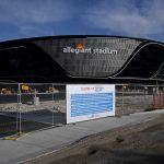 El Paso Raiders? Questions Swirl About Allegiant Stadium Construction