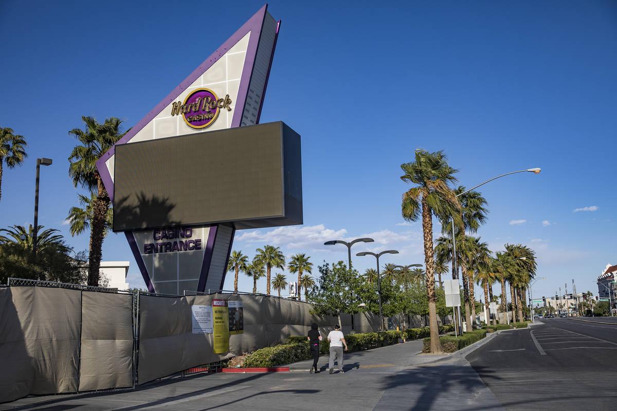 Virgin Hotels Las Vegas coronavirus