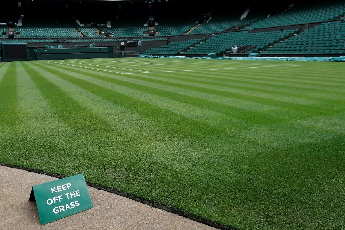 Wimbledon Championships coronavirus cancel