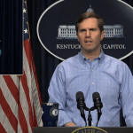 Kentucky Gov. Andy Beshear Says Return of Horse Racing Still Months Away