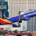 Southwest Airlines Las Vegas airport