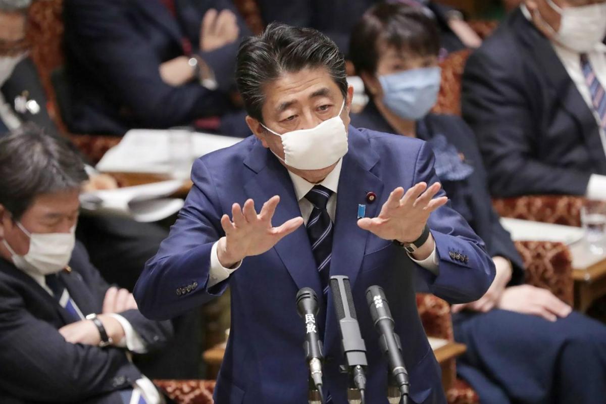 Japan coronavirus casino IR