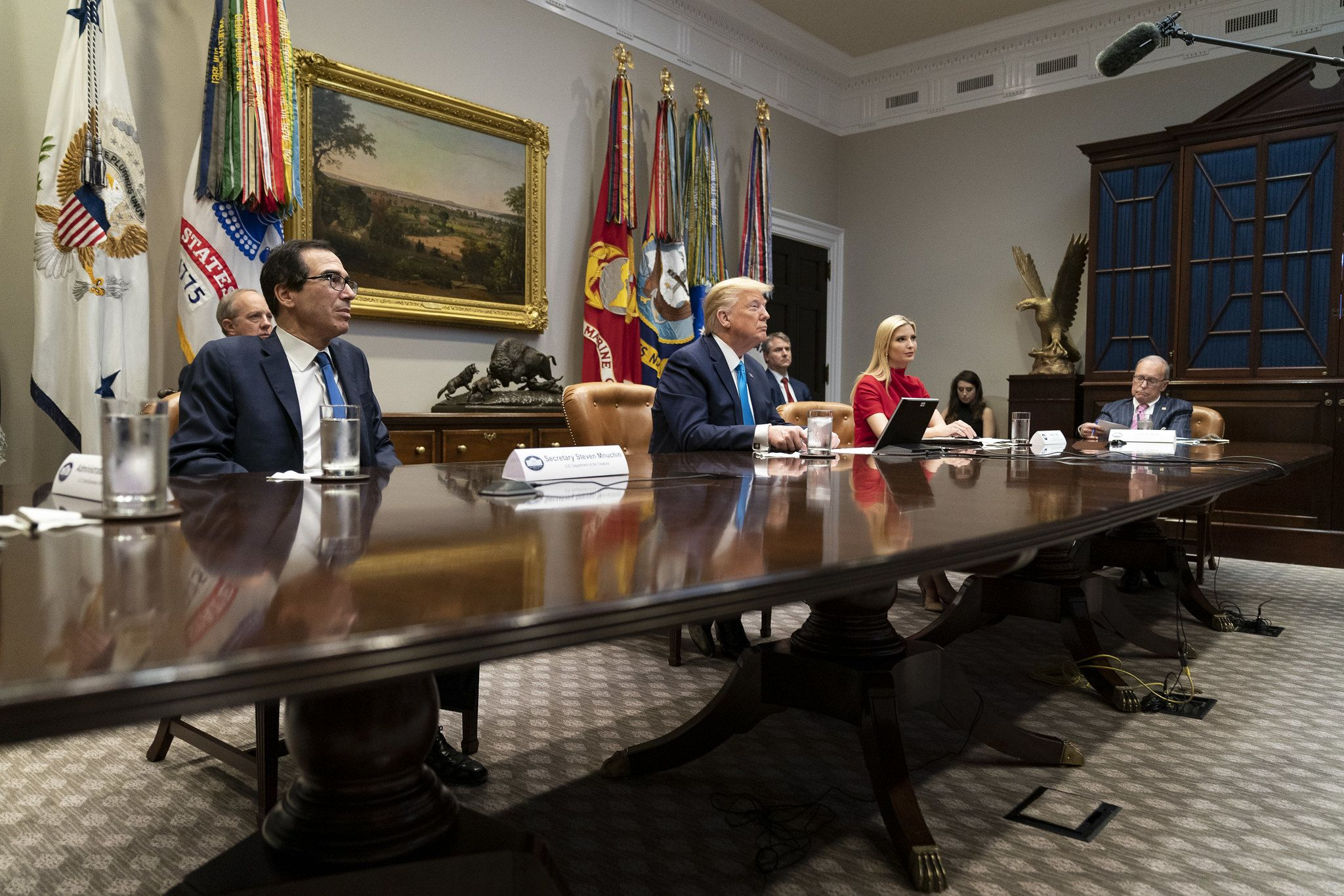 Trump COVID-19 Gaming Loans
