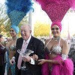 Las Vegas Cans Former Mayor Oscar Goodman Ambassador Gig, Pandemic Blamed