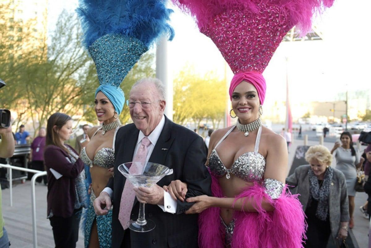 Oscar Goodman LVCVA Las Vegas