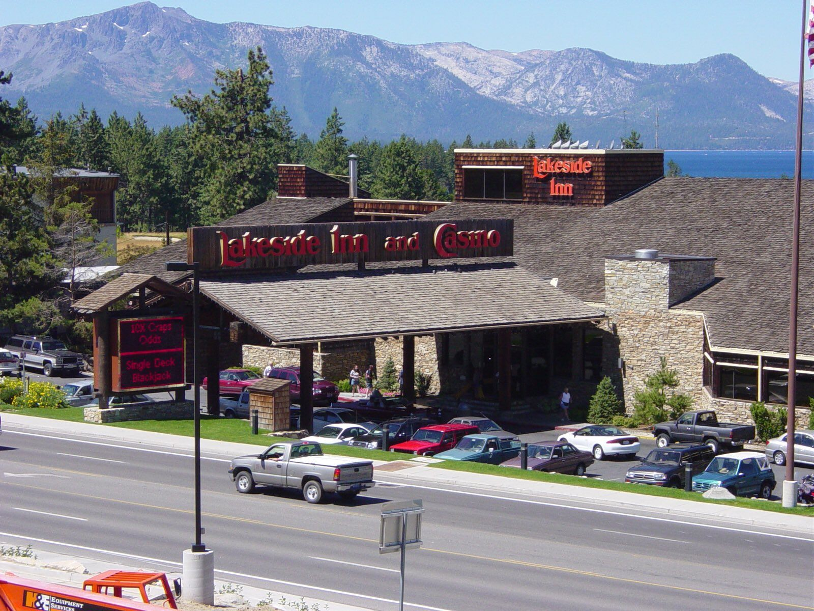 Lakeside Inn PPP loans