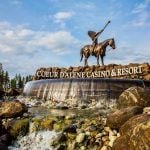 Idaho's Coeur d'Alene Casino to Reopen May 1, Masks Required