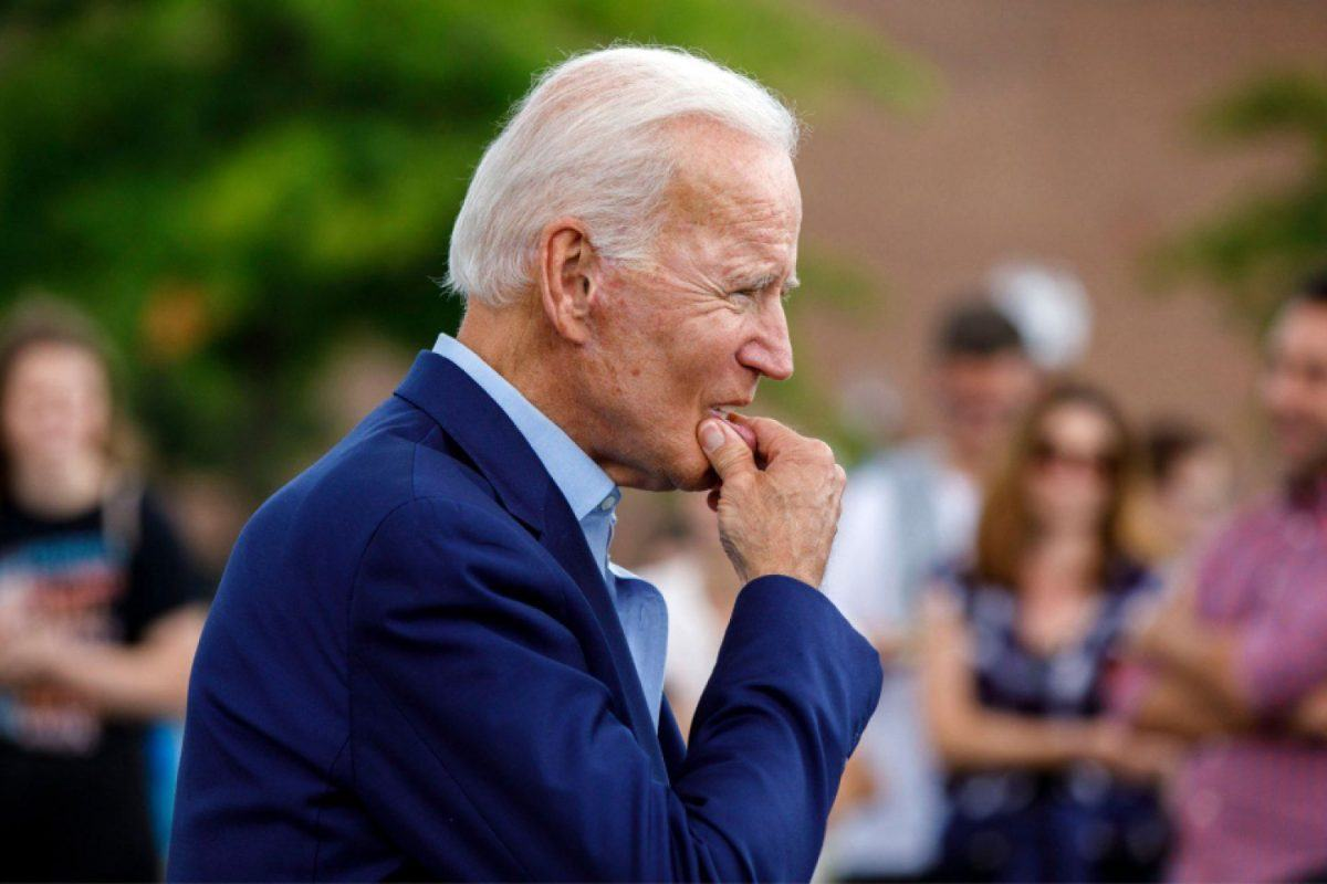 Joe Biden VP 2020 odds