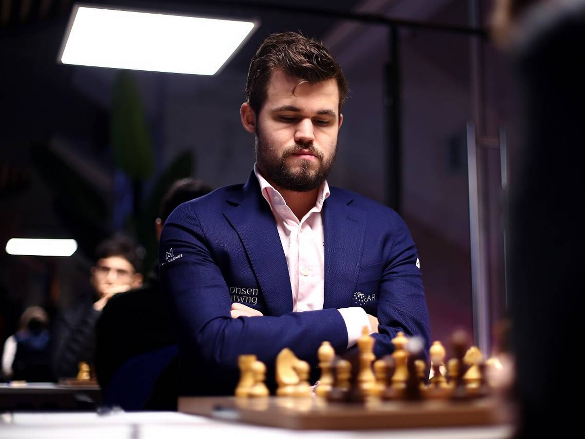 Magnus Carlsen Invitational chess betting odds