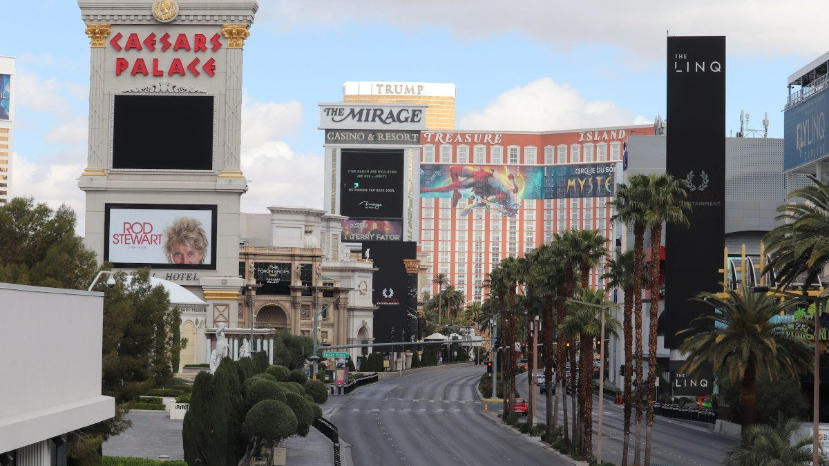 Nevada Gaming Control Board memo