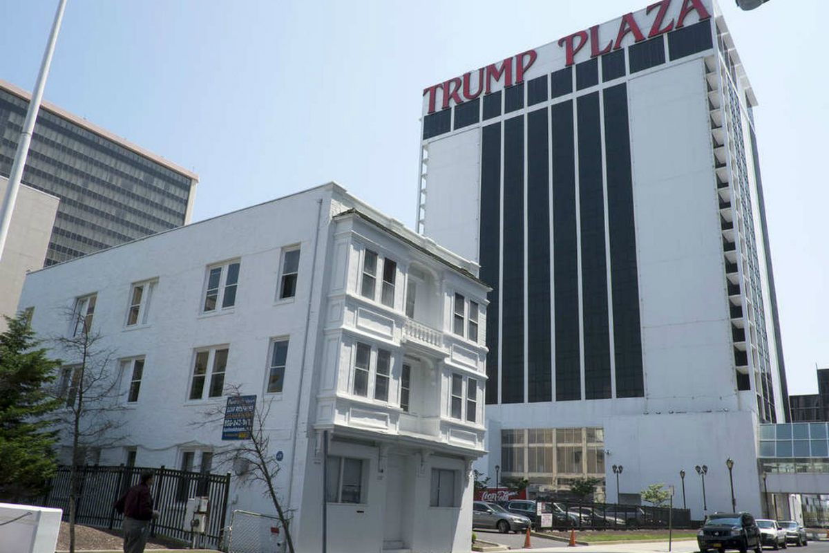 Icahn Enterprises Trump Plaza