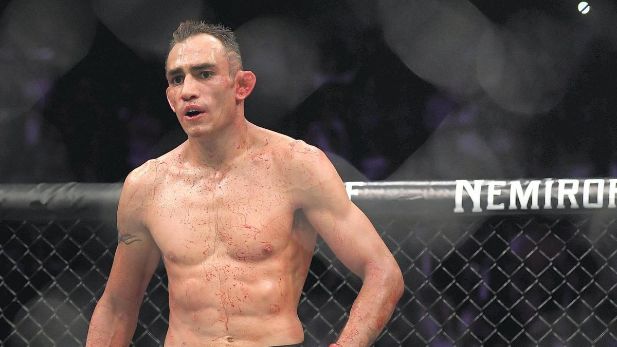 May 9 UFC 249 Dana White