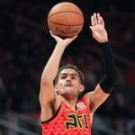 Atlanta Hawks Sharpshooter Trae Young Opens as Player to Beat in NBA H.O.R.S.E Challenge