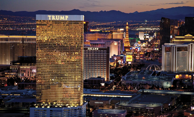 Trump COVID-19 Vegas