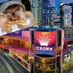 Crown Resorts Sued by Man Who Slipped on Pool of Vomit and Broke Neck