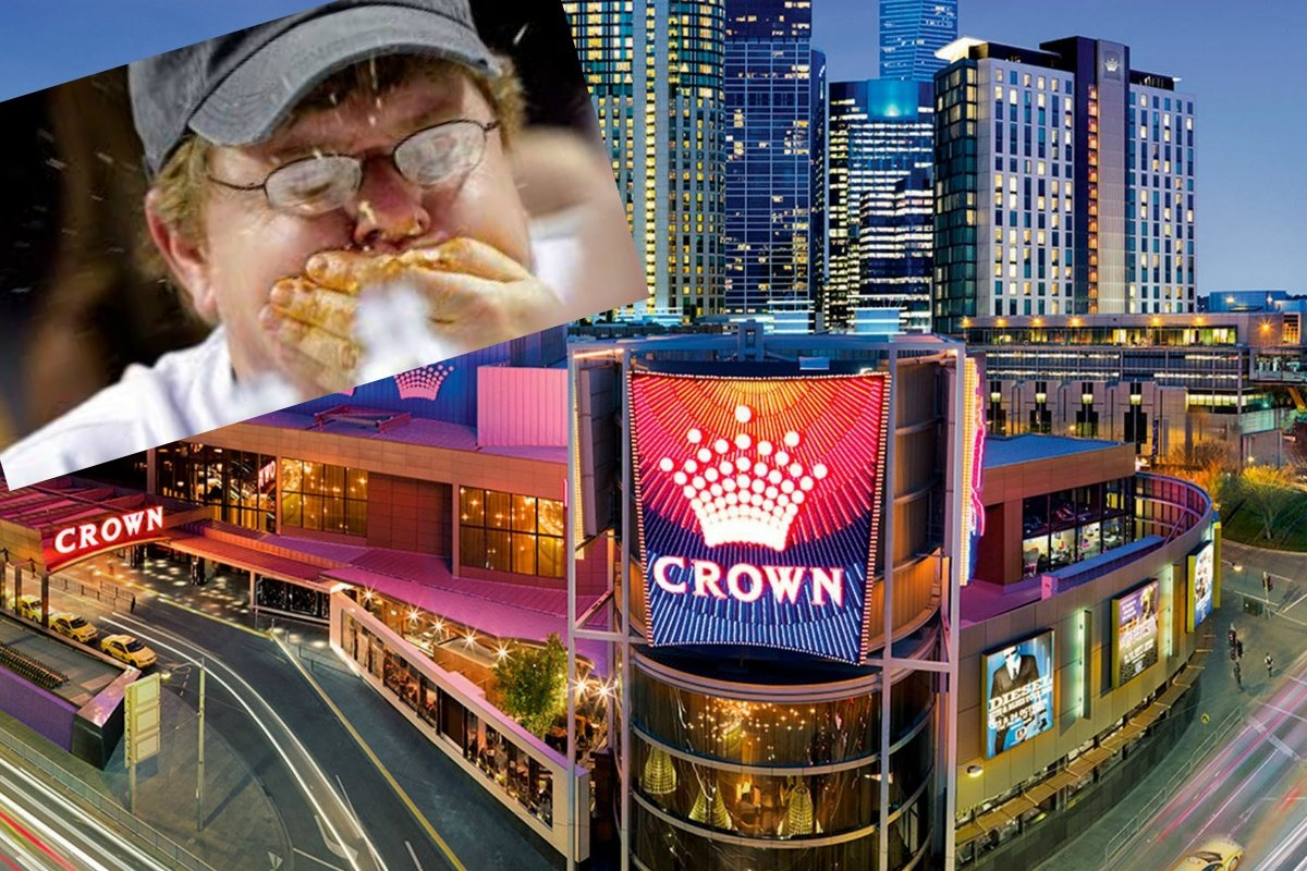 Crown Resorts Melbourne casino