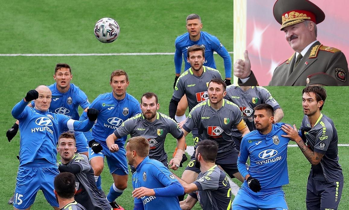 Belarus soccer