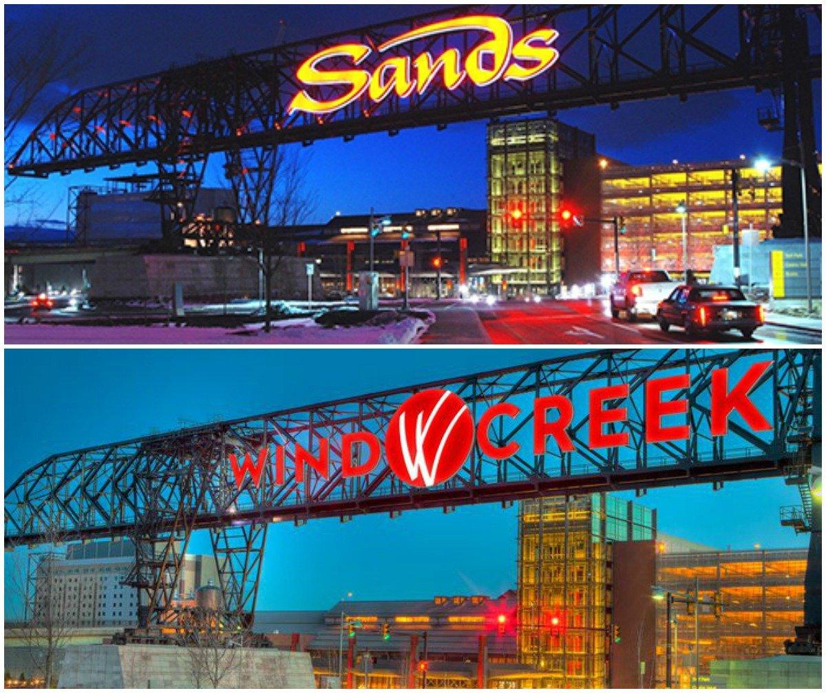 Las Vegas Sands Bethlehem casino