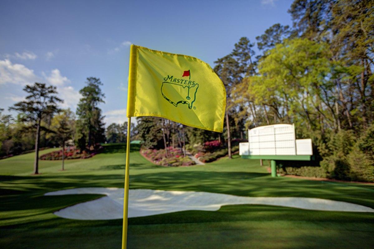 Masters odds golf majors