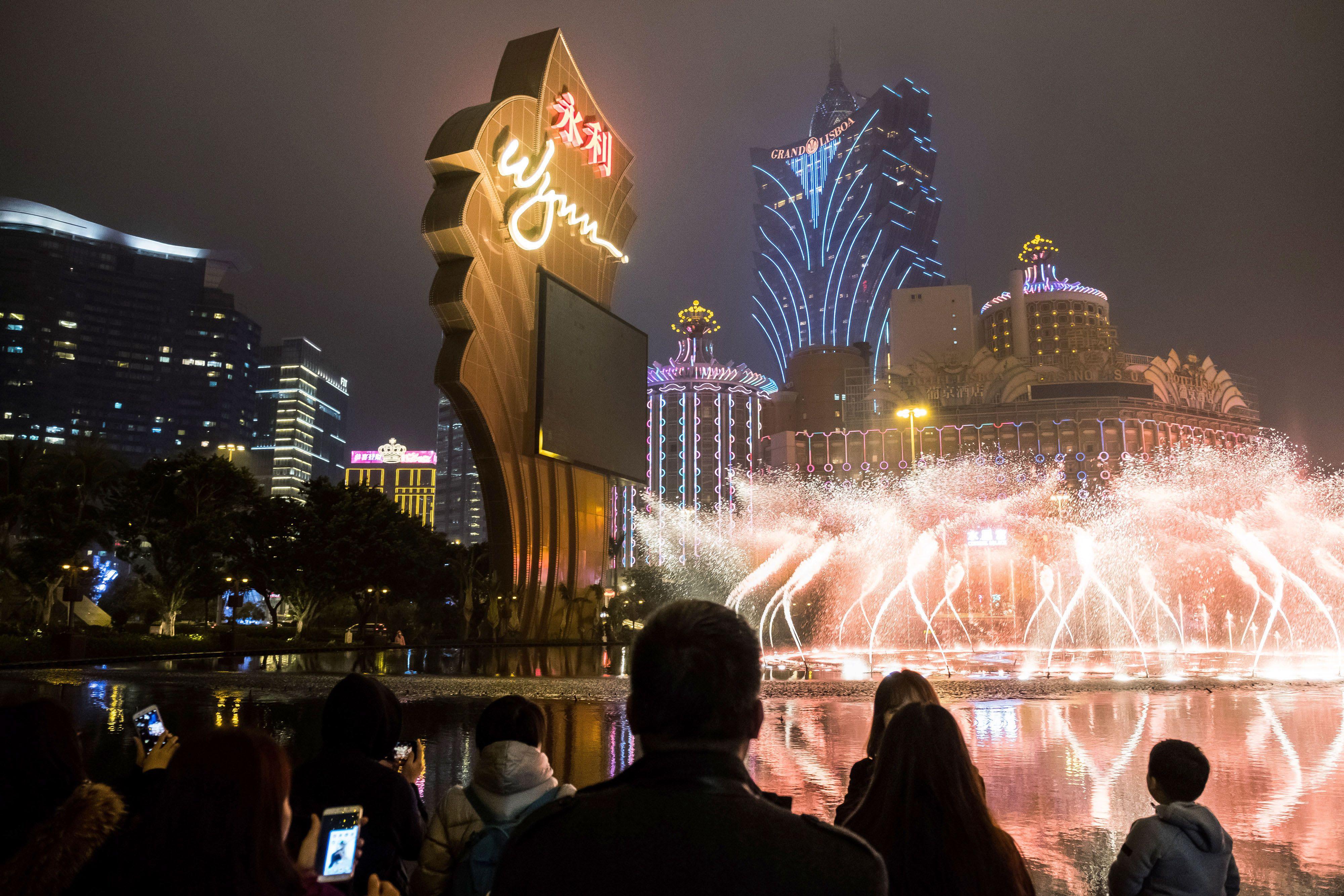 Macau GGR Recovery