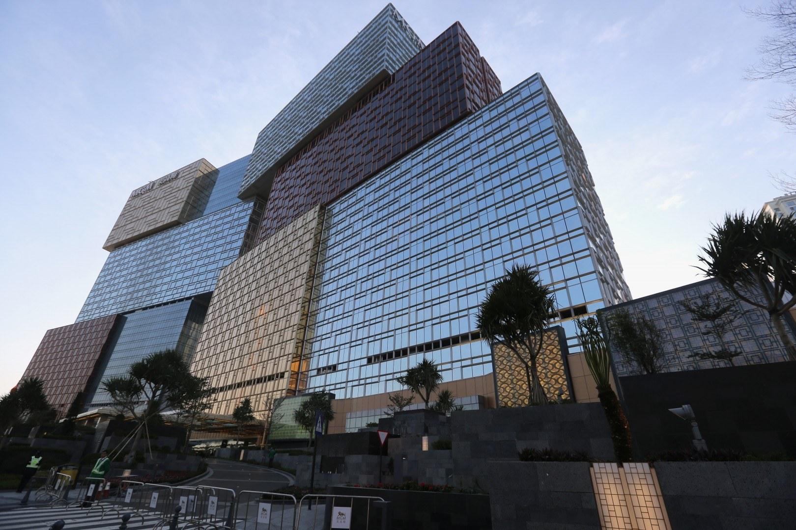 MGM China Financials